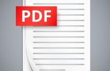 Anschreiben als PDF im Anhang der E-Mail