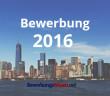 Bewerbung 2016 Tipps Trends