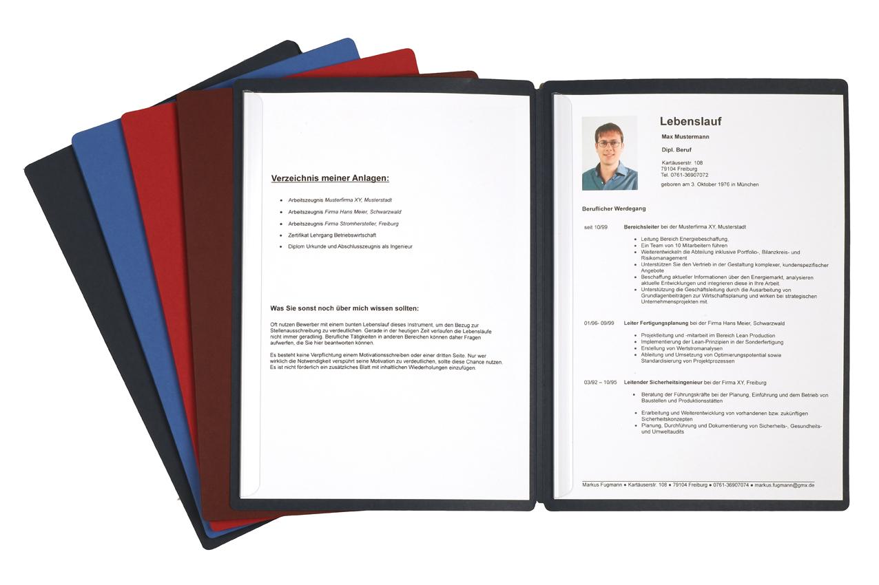 Bewerbungsmappe Mit Sichtfenster Kundenmeinungen Erfahrungsberichte