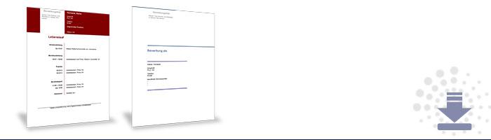 Lebenslauf Muster Lebenslauf Muster Vorlagen 2016 Kostenlos